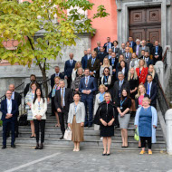 The 57th Plenary Meeting of the European...