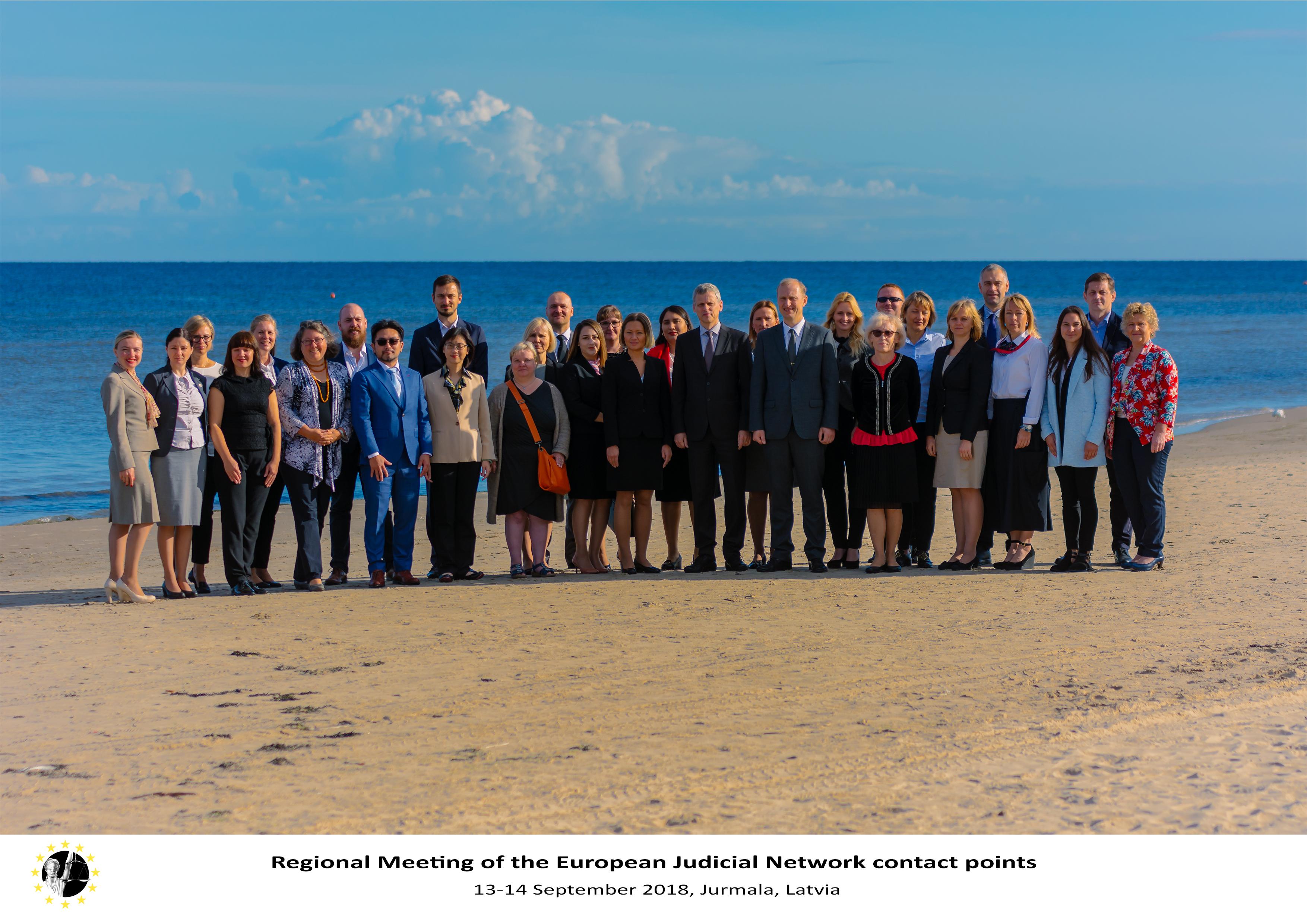 EJN Regional Meeting in Jurmala, Latvia ...